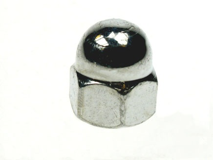 Hex Dome Nuts