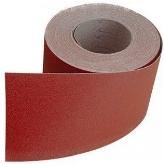 115mm x 50M 1966 Sandpaper Rolls P120 - Each