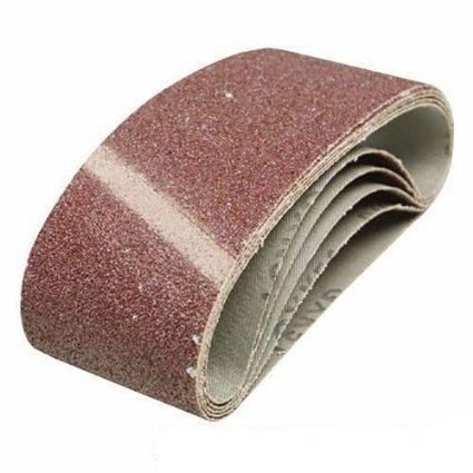 Silverline Sanding Belts 120 Grit 60 x 400mm - Each