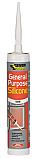 Everbuld General Purpose Silicone Clear C3 per Box of 25