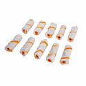 Silverline 100mm Mini Emulsion Paint Roller Sleeves 10 Pack - Each