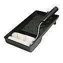 Silverline Mini Roller & Tray Set - Each