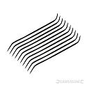 Silverline Riffler Files Set (10 piece) - Each