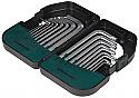 Silverline Hex/Trx Key Set 18 piece - Each