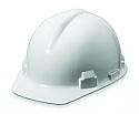 White Hard hats each