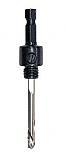 M8 x 24 Studding Connectors BZP per Box of 100