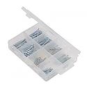 Silverline Split Pin Pack (175 piece) - Each