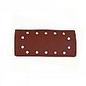 Silverline 10PK ½ Sanding Sheets 115 x 280mm 120 Grit x10 - Each