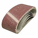 Silverline Sanding Belts 40 Grit 60 x 400mm - Each