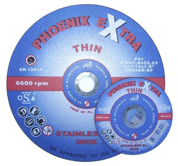 Metal Slitting Discs