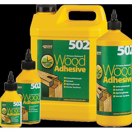 Wood Adhesives