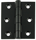 4in 100mm Black Butt Hinge Pattern 451 per Box of 2