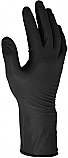Warrior 24cm Fishscale Black Grip Glove Large per Box of 50