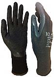 Black Grip Glove Size 8 Medium each