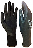 Black Grip Glove Size 9 Large each