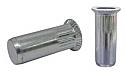 M6 x 23mm CSK Head Sealed Rivet Nut BZP per Box of 250