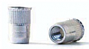 M10 x 22.5mm Reduced CSK Head Knurled Body Rivet Nut A2SS per Box of 150
