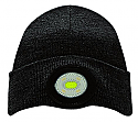 Prosafe Beanie Hat with USB Rechargeable Headlight each