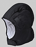 Helmet Winter Liner Black per Box of 5