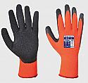 Hi Viz Thermal Grip Gloves Size 9 per Box of 12