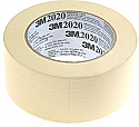 3M 50mm x 50m Masking tape Code 2144 per Box of 10