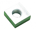 M6 Square Roofing Nut only A2-304 SS per Box of 1000