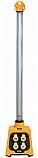 Defender 36W 4ft Flourescent Uplight Stick with 110v splitter base each