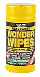 Everbuild Heavy Duty Wonder Wipes 75 each