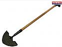 Faithfull Edging Iron Carbon Steel Ash Handle each