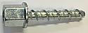 M8 Ankerbolt with M8 Internal Thread per Box of 100