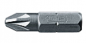 Stanley POZI Drive 2pt Bit 25mm Box of 25 each