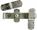 Kickover Stable Latch No 509 Galvanised per Box of 5