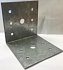 125mm x 125mm x 120mm x 3mm Contempory Right Angled bracket per Box of 25