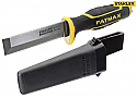 Stanley FAT Max Wood Wrecking Chisel & Holster each