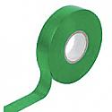 19mm x 20m Electricians tape (Green)per 10 rolls