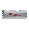 Milwaukee Hole Dozer Bi-Metal Holesaw 22mm each