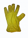 Yellow drivers gloves each