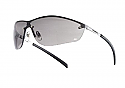 Bolle Silium smoked metal rimmed each