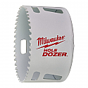 Milwaukee Hole Dozer Bi-Metal Holesaw 86mm each