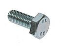 M6 x 20mm Hex Head Setscrew DIN933 A4SS - Box of 200