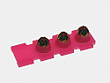 Red Medium/High Strength Cartridges for PA97 per Box of 100