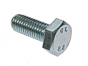 M6 x 50mm Hex Head Setscrew DIN933 A4-316 Stainless per Box of 300