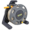 Hoselock 2412 30m Freestanding Compact Reel with 25m of 12.5mm hose each