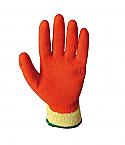 Orange Grip Glove Large Size 8 per Box of 12
