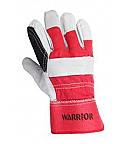 A220 Red & grey warrior rigger glove each