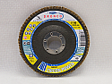 115mm Zirconium GAZA Tapered Dronco Flap discs P60 grit per Box of 10