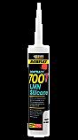 Silicone 700T LMN Clear each