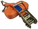 50mm x 8m Heavy Duty Ratchet Straps 5000kg each