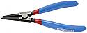 Unior 180mm External Circlip Pliers Straight each