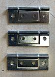 Bi Fold Door Hinge Pack of 3 (Chrome)